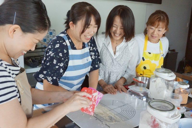楽しい料理教室の写真
